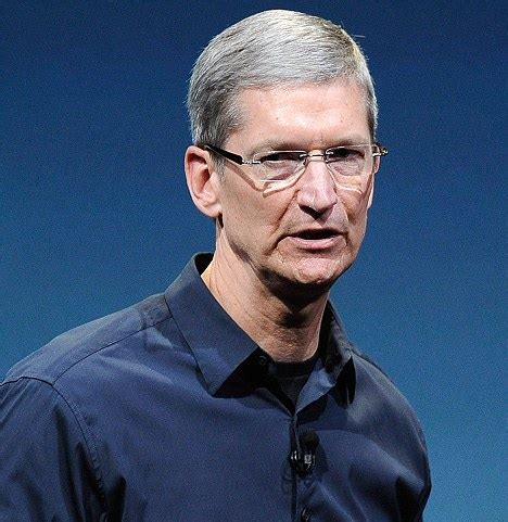 Who Is Steve New Apple Ceo Tim Cook Is Doing A Better Than Late