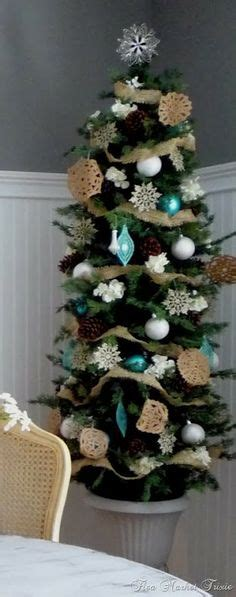 1000 images about decorating turquoise christmas on