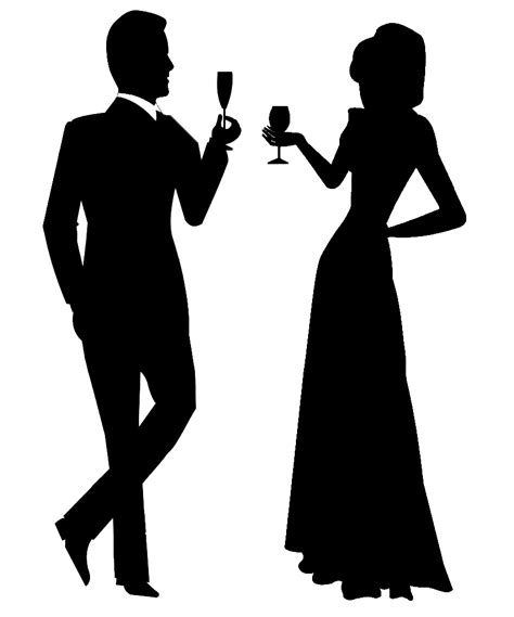 cocktail silhouette png 100 cocktail silhouette png silhouette of man