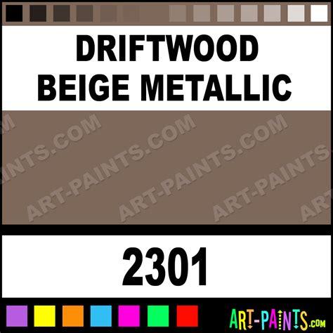 driftwood beige metallic acrylic enamel paints 2301 driftwood beige metallic paint