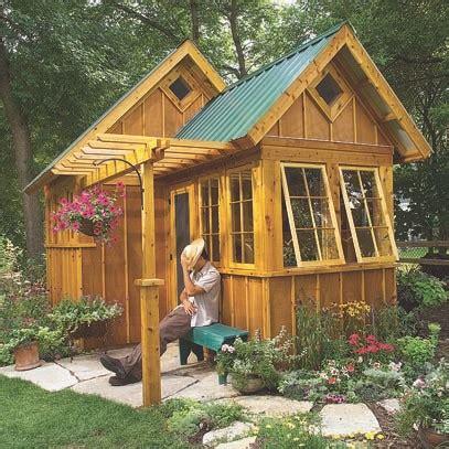 ultimate garden shed plans