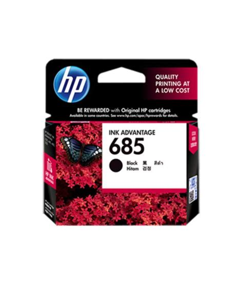 Hp 685 Black hp 685 black ink cartridge buy hp 685 black ink