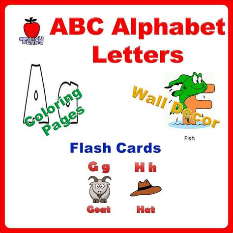 printable alphabet letters for decoration printable alphabet flash cards to color a glimpse inside