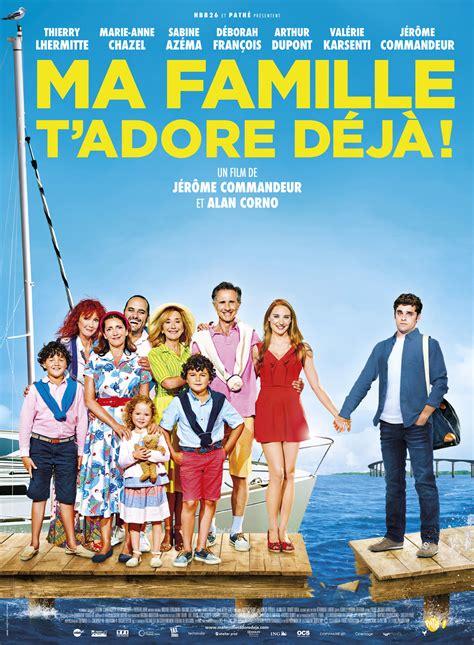 film 2017 drole ma famille t adore d 233 j 224 film 2016 allocin 233