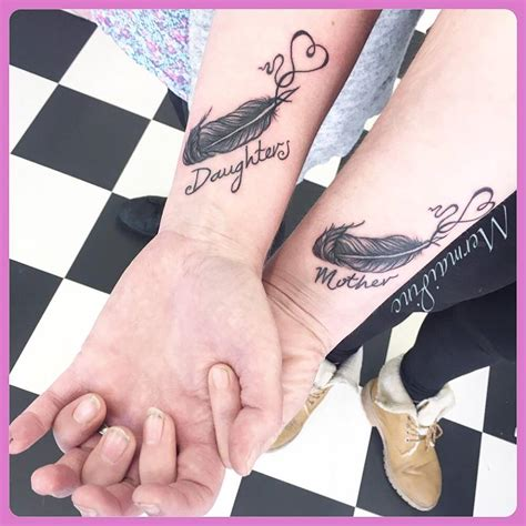 mother daughter tattoos on wrist 51 extremely adorable tattoos to let your