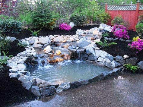 backyard streams and waterfalls 20 beautiful backyard waterfalls and ponds you should not