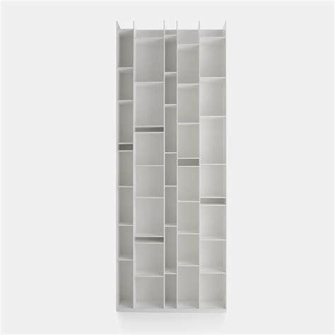 mdf librerie random modular bookcase with a unique design mdf italia