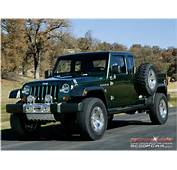 Mark To Take Advantage That Jeep Gladiator Truck Could Market In 2015
