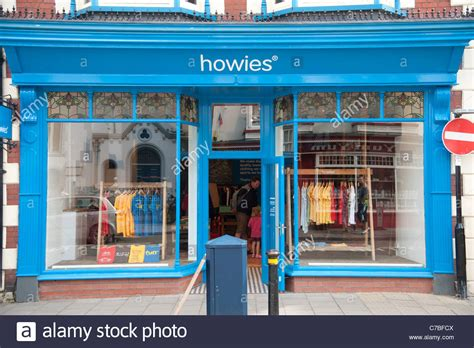 howies clothes shop retail outlet cardigan wales uk