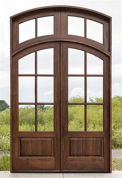 Arched Doors Exterior Mahogany Top Door Mahogany Doors Arched Top Doors