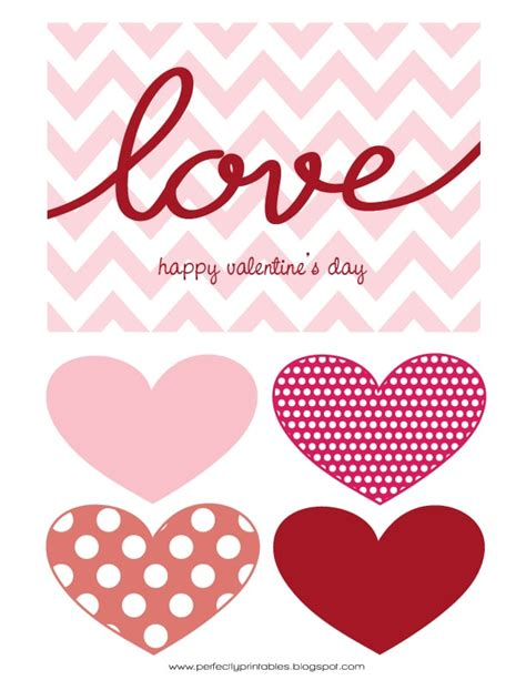 free printable hearts for valentines day free s day printables pretty my