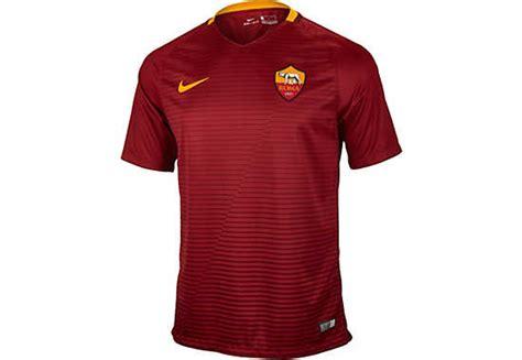 Jersey As Roma Home 3 nike roma home jersey 2016 nike roma jerseys