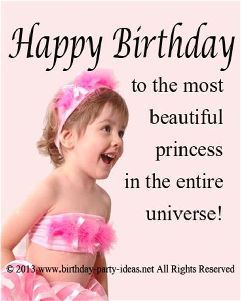 Happy Birthday To My Princess Quotes Happy Birthday To The Most Beautiful Princess In The
