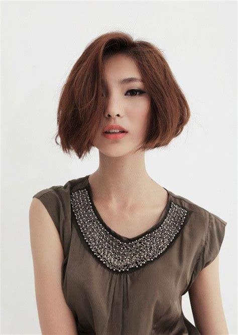 chin length girl haircuts top 10 chin length bob hairdos fashion trend