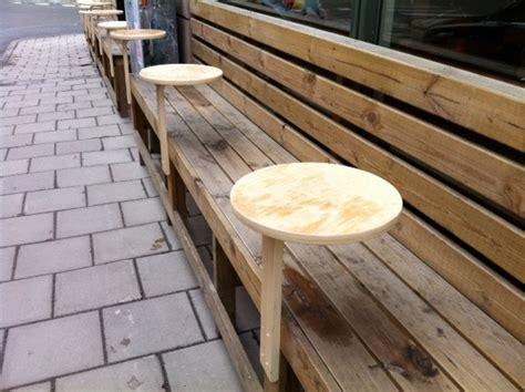 mini bench coffee table  frosta stool ikea hackers ikea hackers