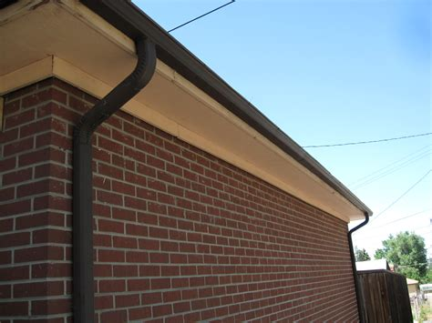 advantages painting exterior home and replacing gutters eco paint inc