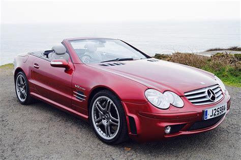 Sl65 Amg V12 by 2005 Mercedes Sl65 Amg V12 Biturbo Carte Blanche