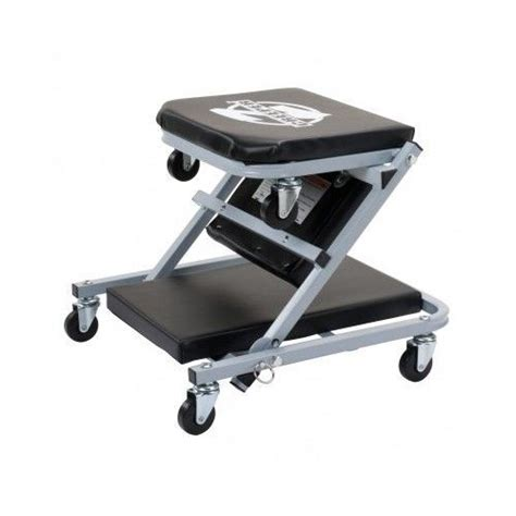 best mechanics creeper seat details about foldable creeper seat z rolling stool 36