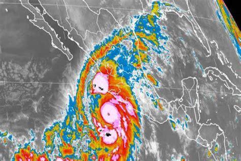 imagenes extrañas del huracan patricia hurac 225 n patricia es el m 225 s intenso en los 250 ltimos 50