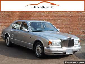 Rolls Royce Silver Seraph For Sale Used 1998 Rolls Royce Silver Seraph For Sale In