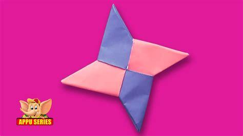 Origami V - origami how to make a