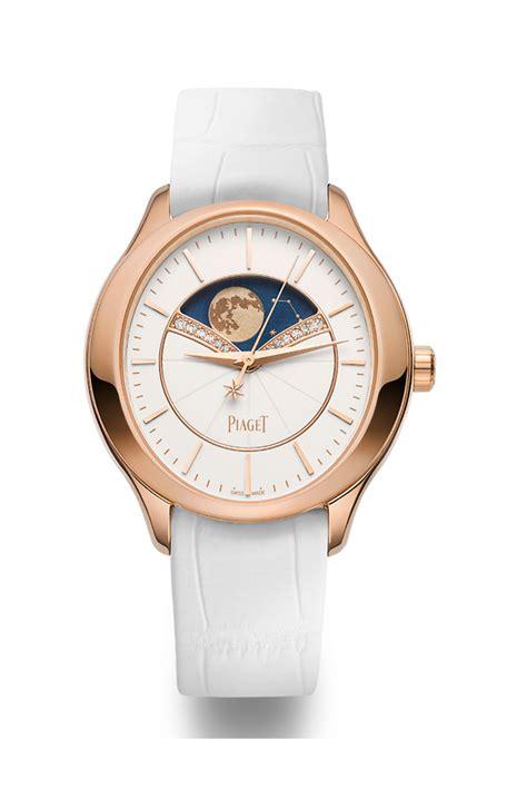 les montres pour femmes quot phases de lune quot le point montres