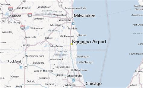 Kenosha Records Kenosha Airport Weather Station Record Historical Weather For Kenosha Airport Wisconsin