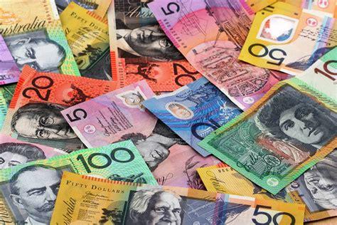 currency aud geld australien finanzen dollar cheque kreditkarte