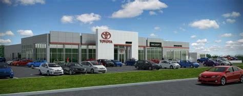 Smart Toyota Cities Smart Toyota To Build New Davenport Dealership Economy