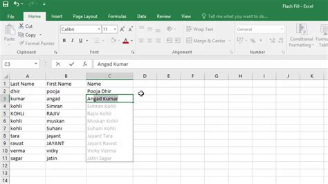 flash tutorial with exle image gallery microsoft excel 2016