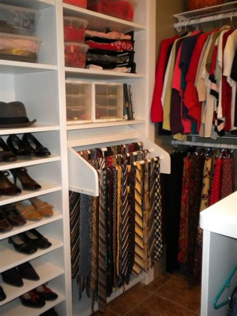 how to organize ties in closet 25 best ideas about tie storage on organize