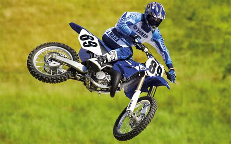 motocross bikes yamaha yamaha motocross bike wallpapers hd wallpapers id 263