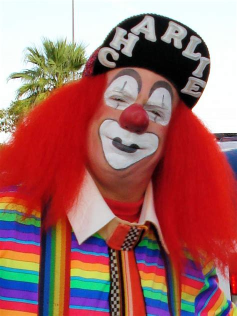 Charlie the clown charlie stron home