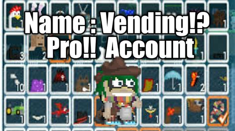 Account Pro Growtopia growtopia free account pro with name