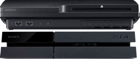 ps3 ps4 playstation 3 playstation 4 firmware updates announced