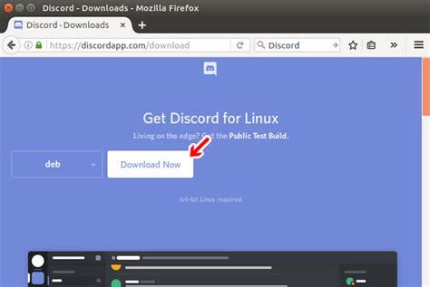 discord for linux discord その1 discordにlinux向けクライアントアプリ登場 kledgeb