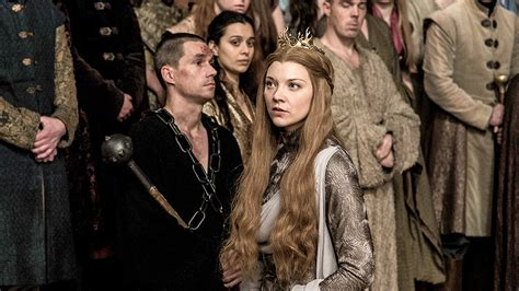 film queen of game natalie dormer s margaery tyrell is no victim making