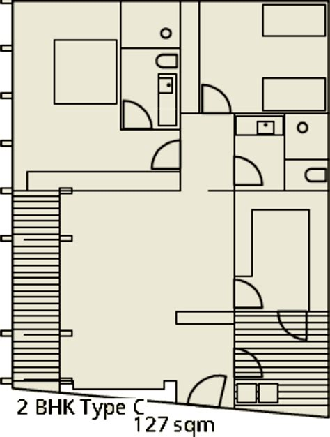 Solstice Floor Plan by Sun Solstice In Candolim Goa Price Location Map Floor