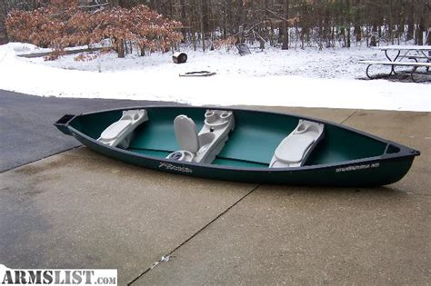 quest canoes armslist for sale 16 water quest mackinaw 156 square