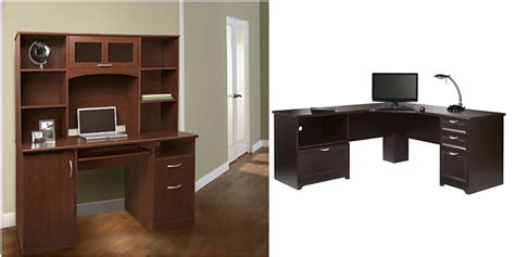 Office Depot Office Desks Sale Realspace Desk Chestnut Office Max Furniture Sale
