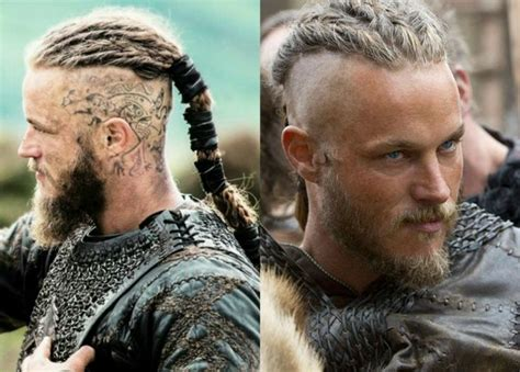 travis fimmel haircut the 25 best ideas about ragnar lothbrok haircut on