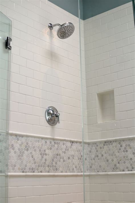Bathroom White Subway Tile by 10 Best Images About Carrara Marble Master Bath On