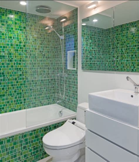 green bathtub 71 cool green bathroom design ideas digsdigs