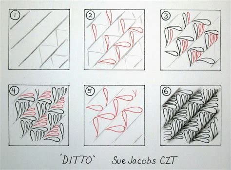 zentangle pattern basics 17 best images about zentangle patterns step by step on