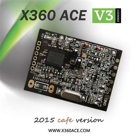 modifica console x360ace v3 modchip per l installazione della modifica rgh
