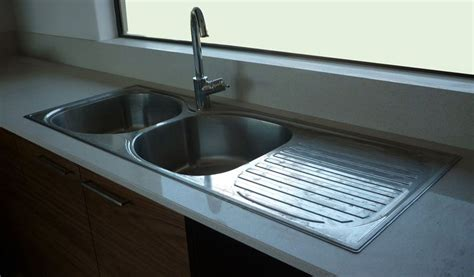 kitchen sink splashback sill granite sink befon for