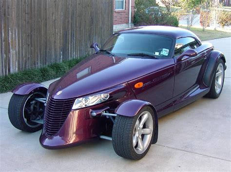 chrysler prowler pictures information and specs auto