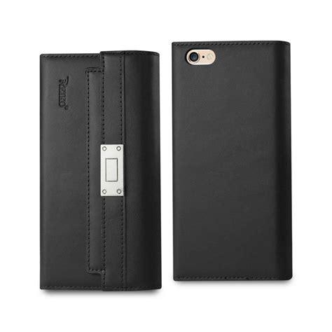 Iphone 6s Plus Leather Black 2 reiko iphone 6 plus 6s plus genuine leather design in black glfc04 iph6plsbk the home depot