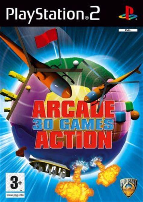 Emuparadise Action Games | arcade action 30 games europe en fr de es it iso
