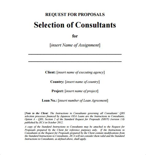 Consulting Proposal Template 16 Free Sle Exle Format Download Free Premium Templates Restaurant Consulting Contract Template